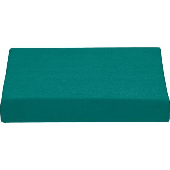 Valencia Sunbrella ® Harbor Blue Ottoman Cushion