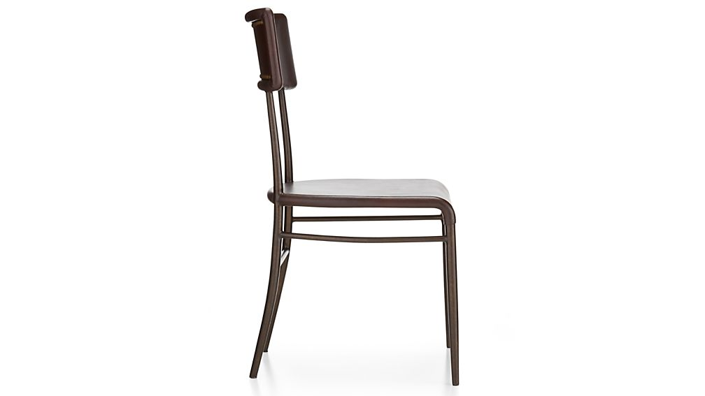 Valentina Leather Dining Chair