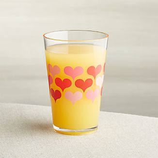 Valentine Hearts Acrylic Tumbler