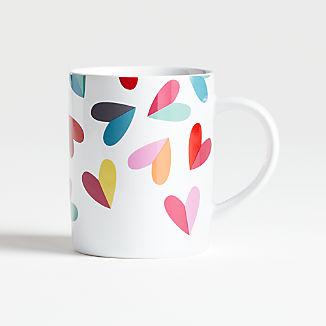 Valentine Hearts Mug