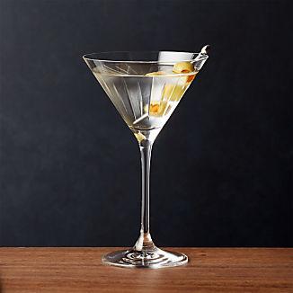 Vance Cut Glass Martini