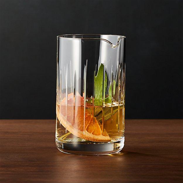Vance Mixing Glass - Image 1 of 5