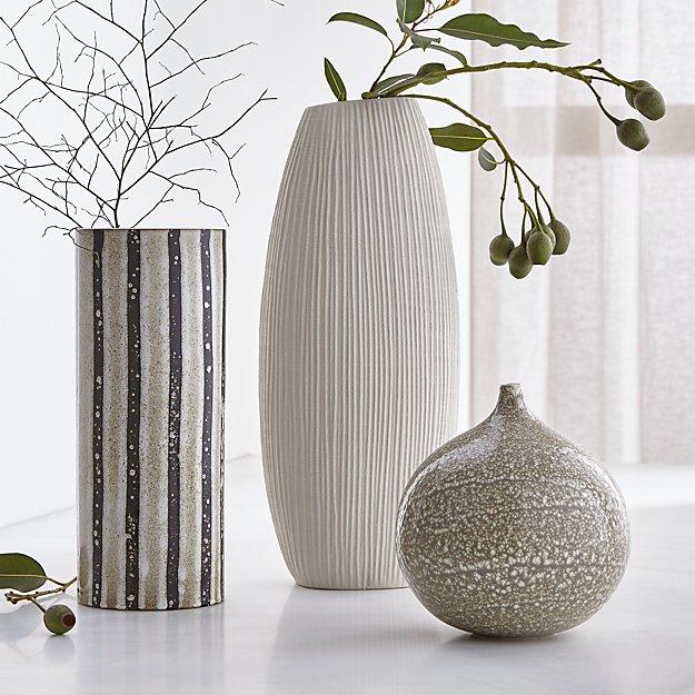 Alondra Vase Arrangement Crate And Barrel
