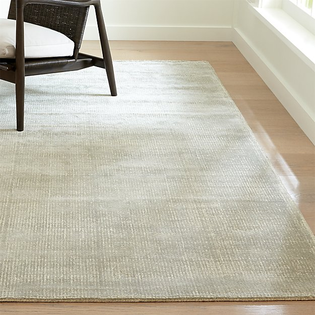 Vaughn Modern Grey Rug Crate And Barrel