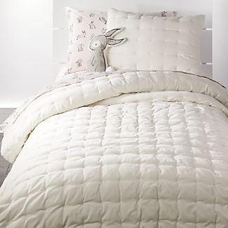 Velvet Cream Bedding