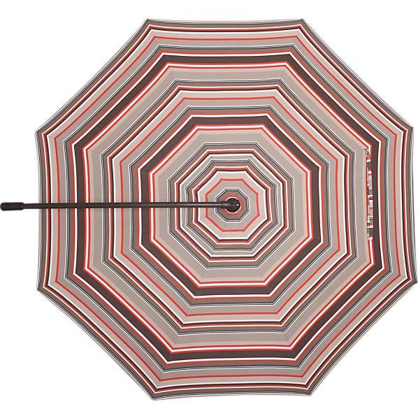 10' Round Sunbrella ® Valencia Stripe Free-Arm Umbrella Cover