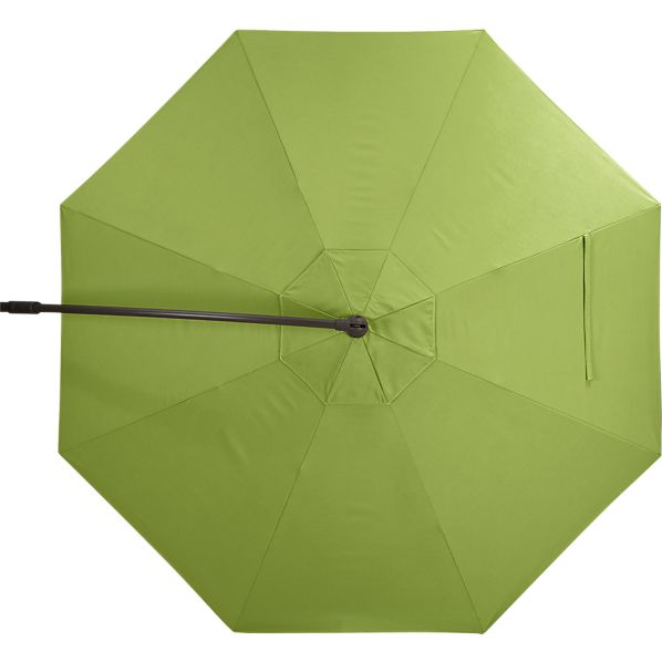 10' Round Sunbrella ® Kiwi Free-Arm Umbrella Cover