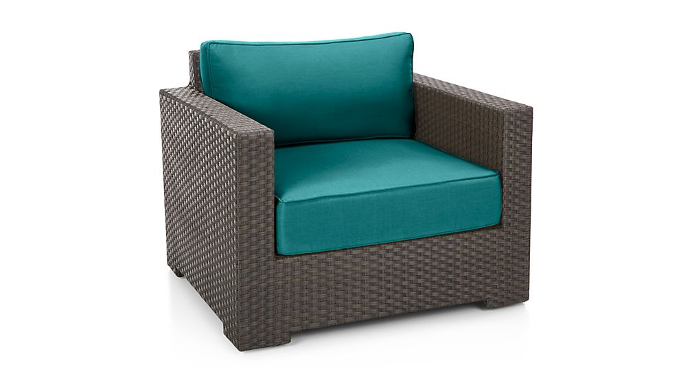 Ventura Umber Lounge Chair