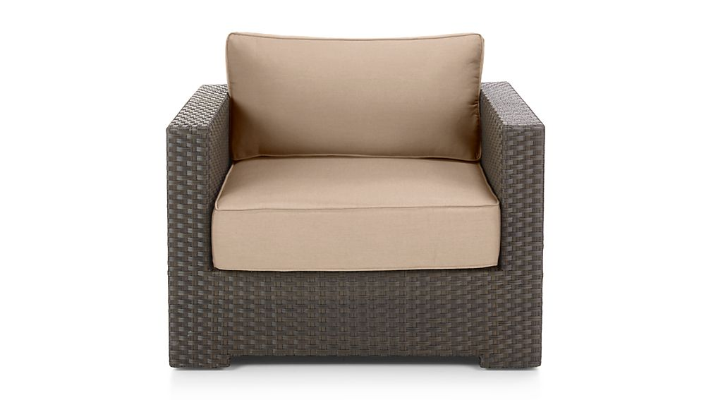Ventura Umber Modular Right Arm Chair