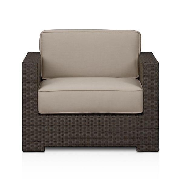 Ventura Lounge Chair with Sunbrella ® Stone Cushions