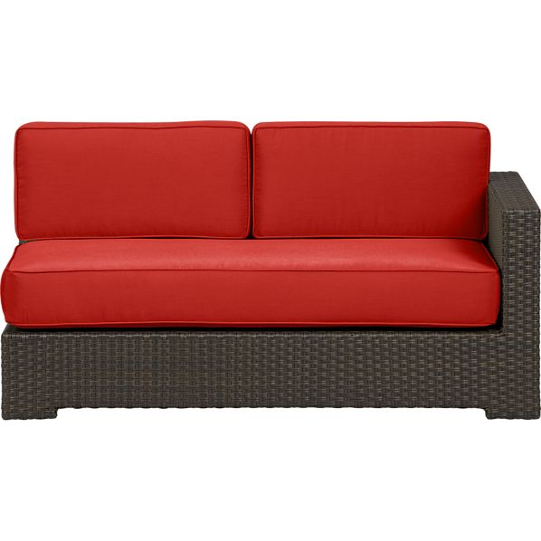 Ventura Modular Right Arm Loveseat with Sunbrella ® Caliente Cushions