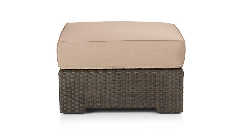 Ventura Sunbrella ® Modular Ottoman Cushion