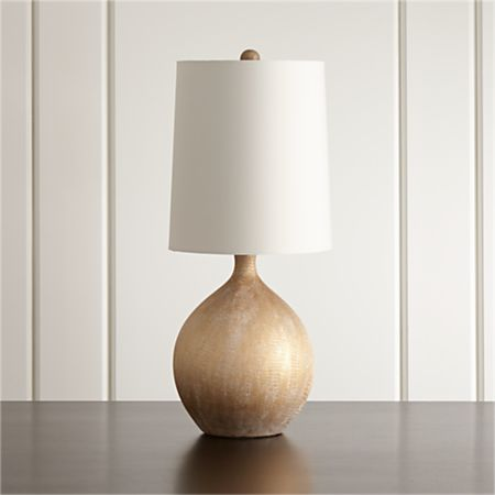 Vera Champagne Table Lamp