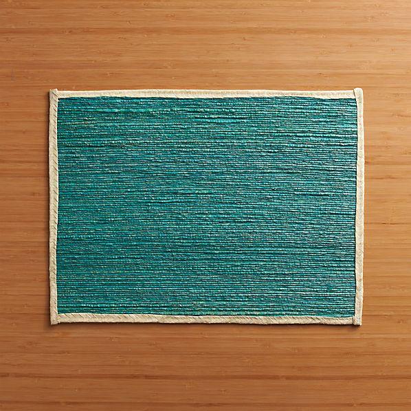 Veracruz Blue Placemat