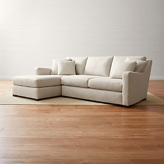 Verano 2-Piece Left Arm Chaise Sectional Sofa