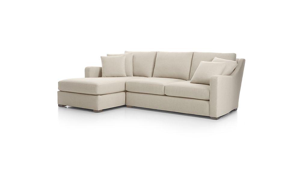 Verano 2-Piece Left Arm Chaise Sectional Sofa