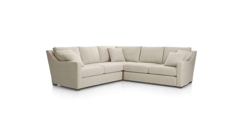 Verano 3-Piece Sectional Sofa