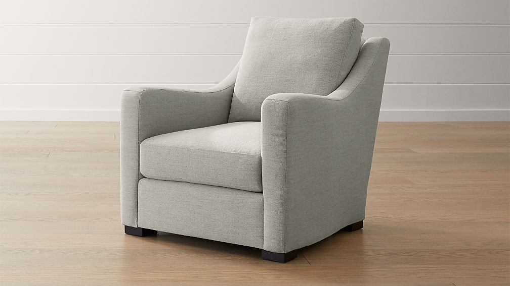 Verano II Slope Arm Chair - Image 1 of 5