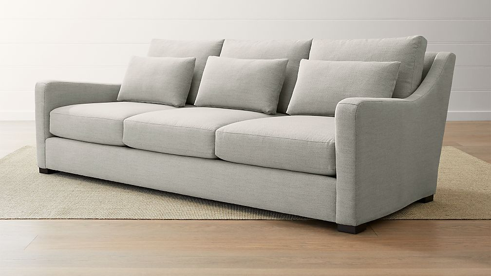 "Verano II 102"" Grande Slope Arm Sofa - Image 1 of 6"