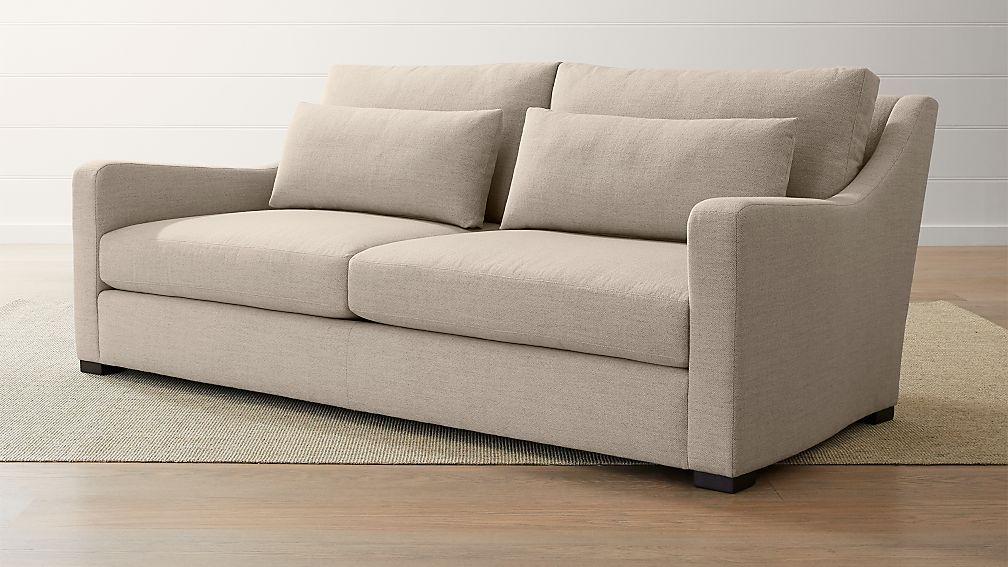 Verano II Slope Arm Sofa - Image 1 of 6