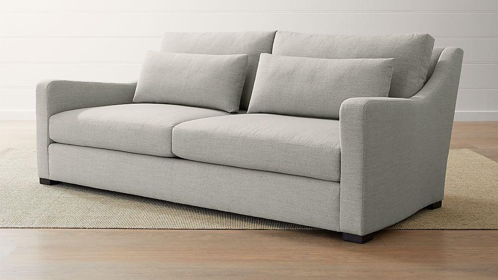 Verano II Slope Arm Sofa - Image 1 of 8