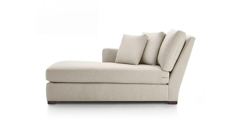 Verano Left Arm Chaise Lounge