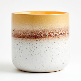 Verano Scented Ceramic Candle