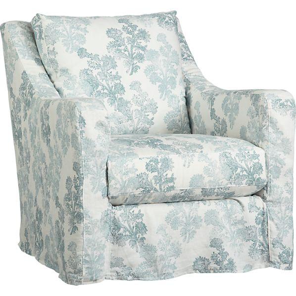 Verano Slipcovered Chair