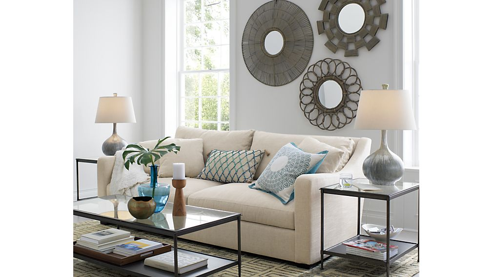 Kyra Coffee Table Reviews Crate And Barrel