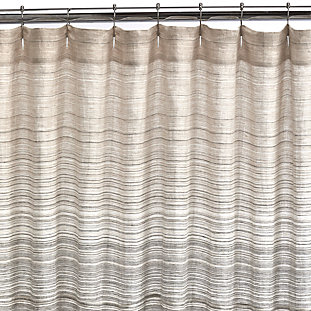 Curtains Of Close Woven Glass Mat