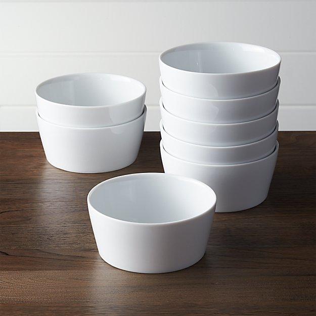 Set of 8 Verge Bowls - Image 1 of 7