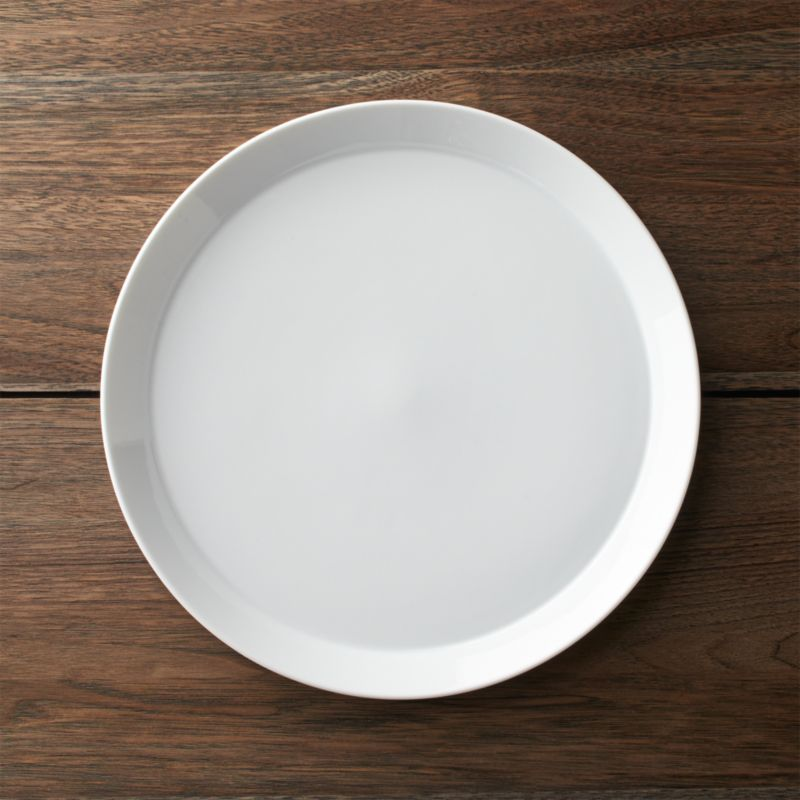 Verge Dinner Plate Reviews Crate And Barrel