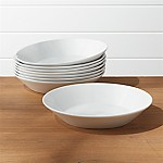 Verge Low Bowls, Set of 8