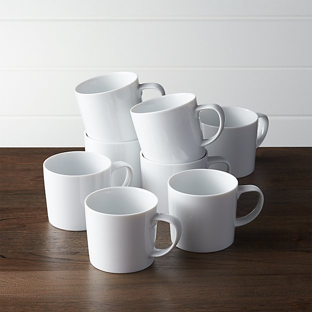 Set of 8 Verge Mugs - Image 1 of 2