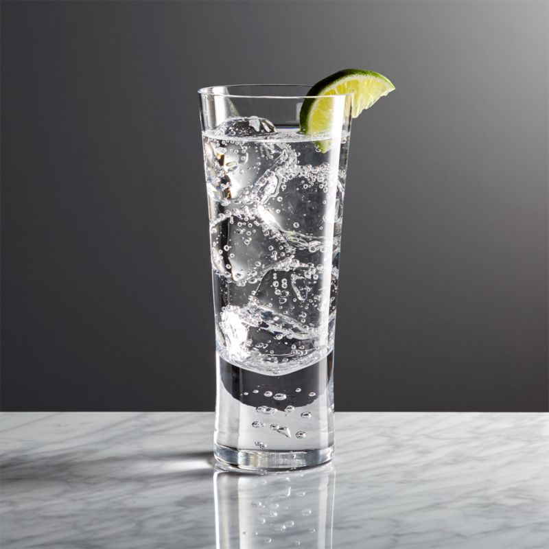 Verve Highball Glass Reviews Crate And Barrel