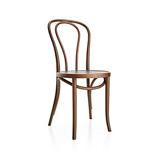 Willa Dove Wood Dining Chair Reviews Crate And Barrel