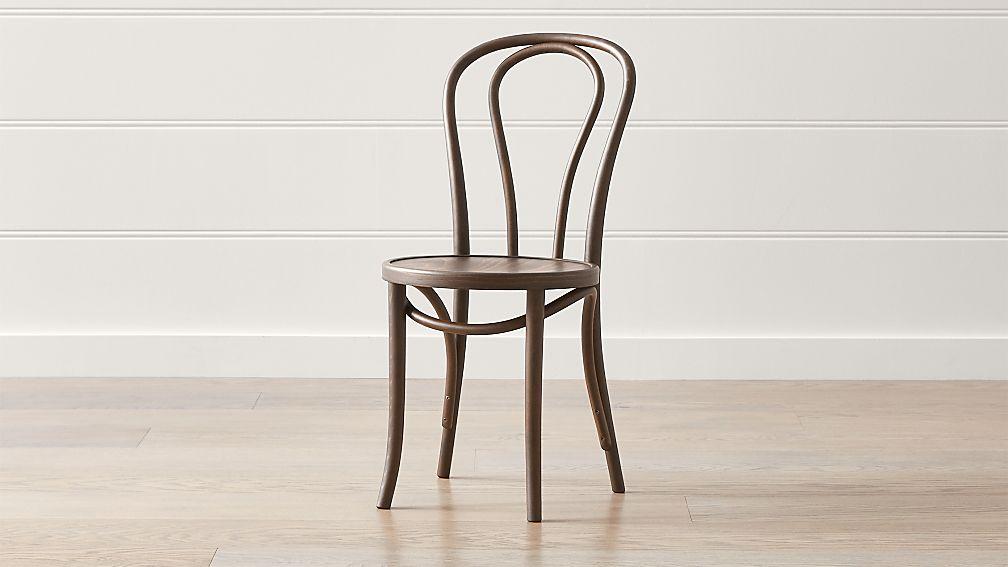 Vienna Walnut Dining Chair - Image 1 of 6