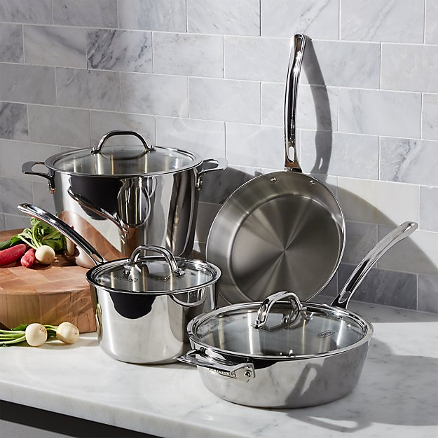 Viking Contemporary 7-Piece Cookware Set