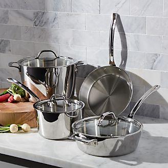 Viking Contemporary 7 Piece Cookware Set