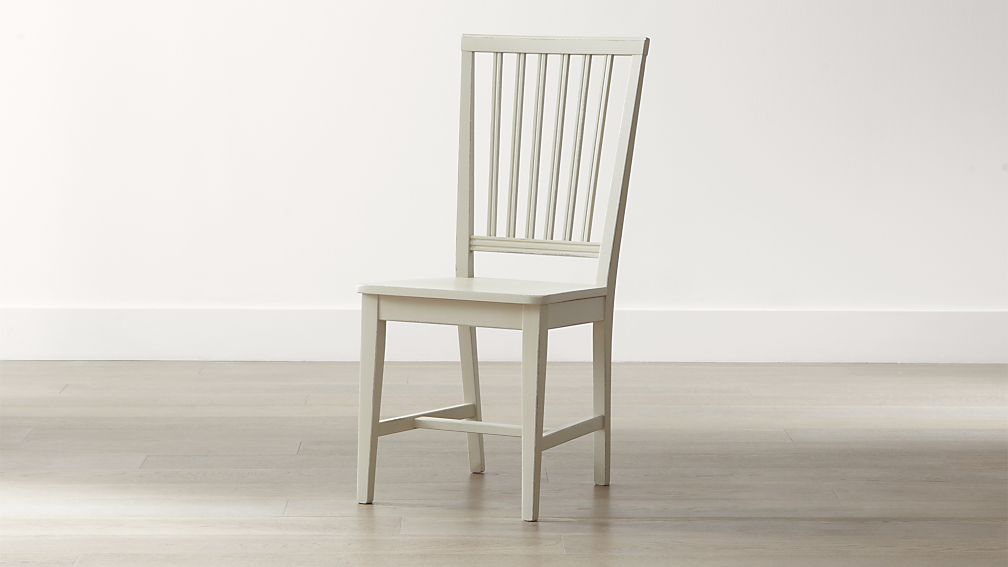 Village Vamelie Wood Dining Chair - Image 1 of 5