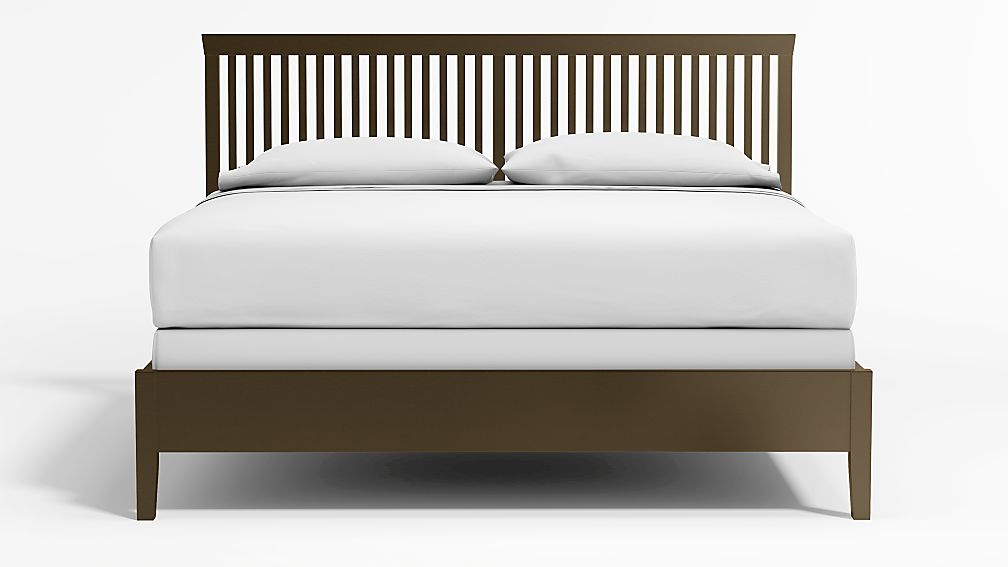 Village Nero Noce King Bed - Image 1 of 4