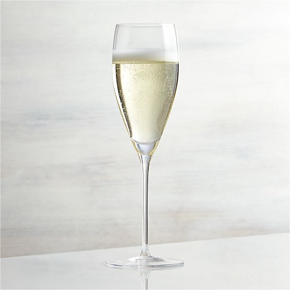 Vineyard Champagne Glass