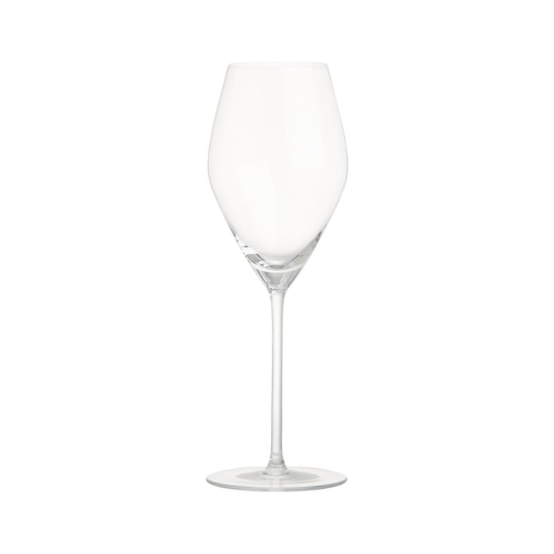 Great wines deserve the right glass to bring out their distinct aromas and tastes. Our Vineyard wine glass collection offers a suite of glasses, each crafted with specially shaped bowls to enhance enjoyment of white, red and sparkling wines. The small scale and convex angles of the Sweet wine glass concentrate the intense flavor and rich sweetness of late-harvest dessert wines. Each elegantly shaped glass is handcrafted by highly skilled European glassmakers.<br /><br /><NEWTAG/><ul><li>Handcrafted</li><li>Glass</li><li>Hand wash</li><li>Made in Czech Republic</li></ul>