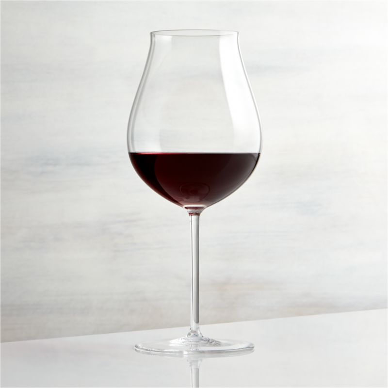 Vineyard Pinot Noir Wine Glass Reviews Crate And Barrel