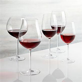 Vineyard Red Wine Glasses
