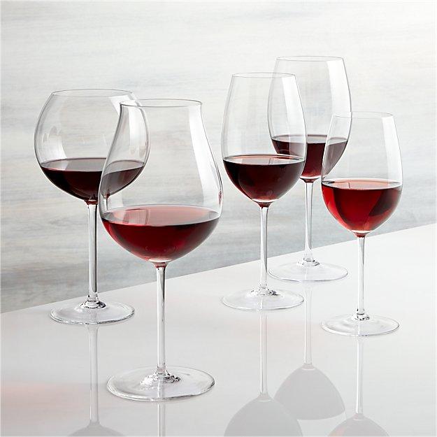 Vineyard Red Wine Glasses - Image 1 of 3