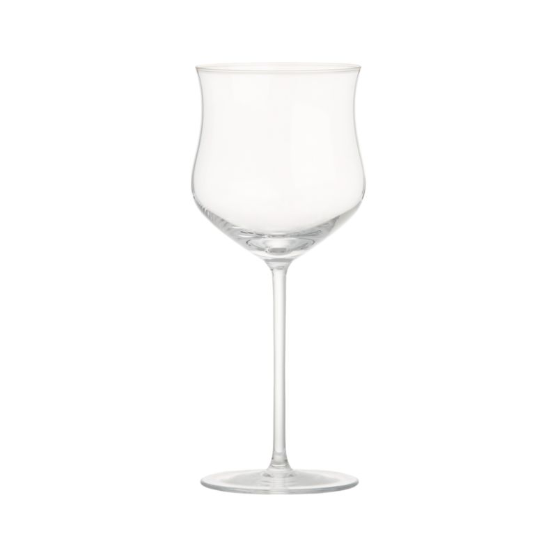 Great wines deserve the right glass to bring out their distinct aromas and tastes. Our Vineyard wine glass collection offers a suite of glasses, each crafted with specially shaped bowls to enhance enjoyment of white, red and sparkling wines. The short and tapered bowl of the Rose glass directs the wine to the tip of the tongue giving these fresh, crisp wines a more balanced flavor.  Each elegantly shaped glass is handcrafted by highly skilled European glassmakers.<br /><br /><NEWTAG/><ul><li>Handcrafted</li><li>Glass</li><li>Hand wash</li><li>Made in Czech Republic</li></ul>