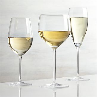 Vineyard White Wine Glasses