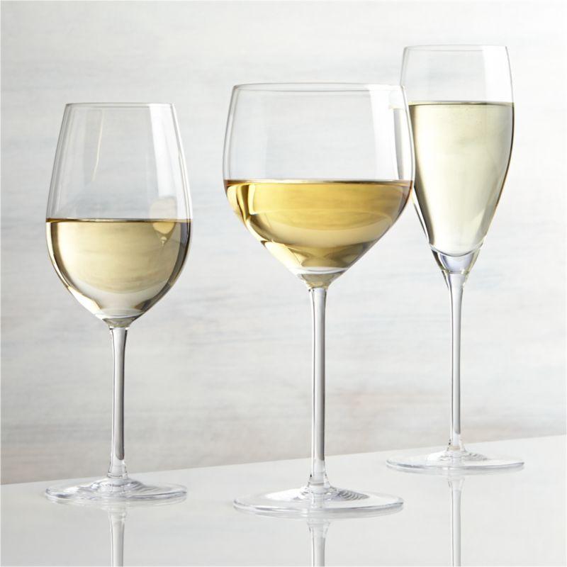 Vineyard White Wine Glasses