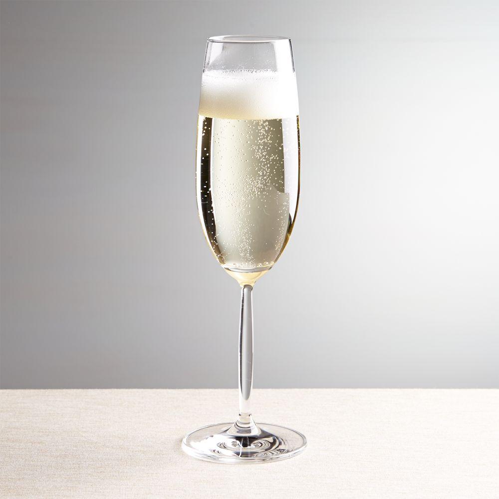 Vino Champagne Glass - Crate and Barrel